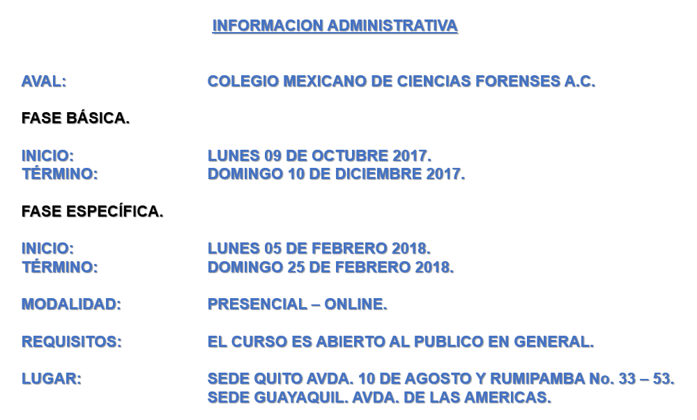 FORENSE INF ADMIN
